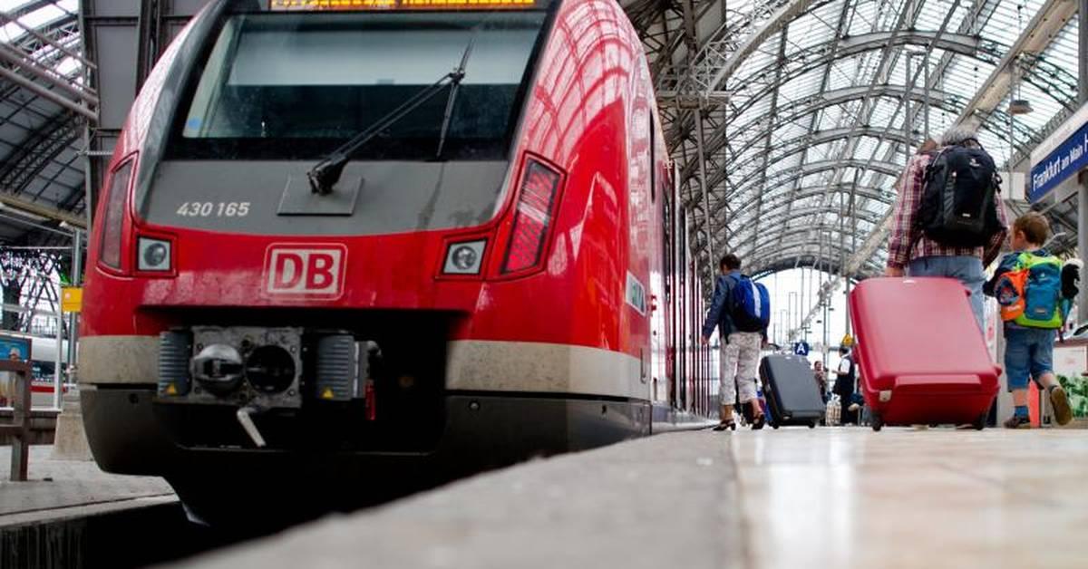 Frankfurt S-Bahn Störung