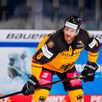 Nationalverteidiger Korbinian Holzer wechselt zur neuen DEL-Saison zu den Adlern Mannheim. Foto: City-Press