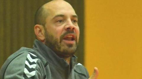 Axel Buschsieper ist nicht mehr Trainer des SV Erbach. Archivfoto: Voigt  Foto: