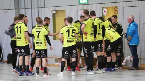 Nach dem Auftakt gegen die HSG Nieder-Roden müssen die Handballer der HSG Bieberau/Modau erst mal wieder warten bis zum nächsten Einsatz. Foto: Jürgen Pfliegensdörfer