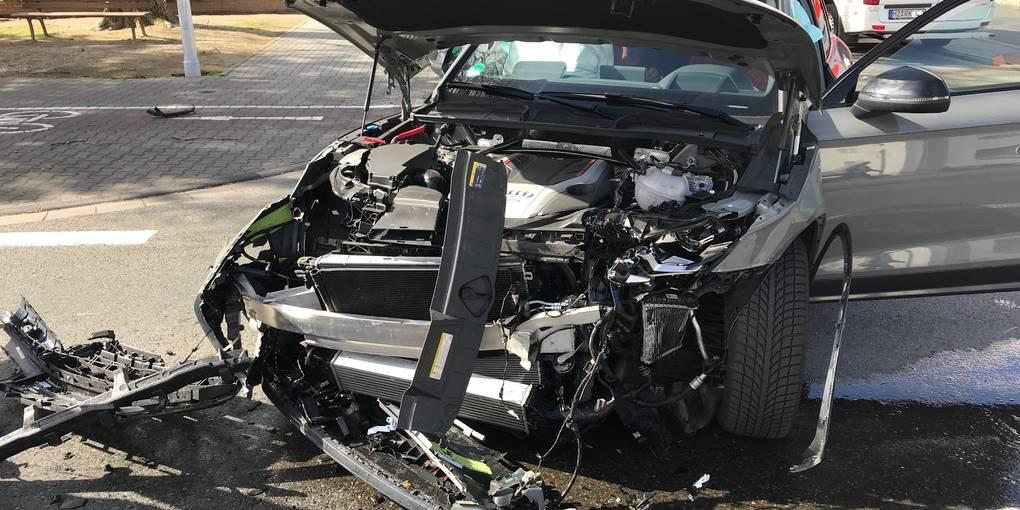 Ingelheim Unfall