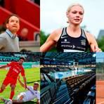 Das Jahr 2020 in Bildern: Wir blicken zurück auf die wichtigsten Ereignisse im mittelhessischen Sport. Fotos: Alexander Fischer, Dennis Weber, Volkmaer Schäfer, Jörg Theimer, Björn Franz, dpa, Michael Schepp