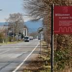Die Bensheimer Straße nicht nur wegen optischer Defizite immer wieder Gegenstand parlamentarischer Diskussionen. Foto: Hans-Jürgen Brunnengräber
