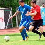 Iulian Ivan ist mit dem TuS Merzhausen aus der Gruppenliga abgestiegen. Der Verein muss sich jetzt neu aufstellen. Archivfoto: jf