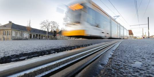 Der ÖPNV als Pflichtaufgabe - sinnvoll, aber finanziell eine Herausforderung, findet die Verkehrsdezernentin. Archivfoto: Sascha Kopp