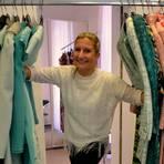 Lara Melanie Renner gründete vor einem Jahr ihr eigenes Label. Foto: Anja Kossiwakis