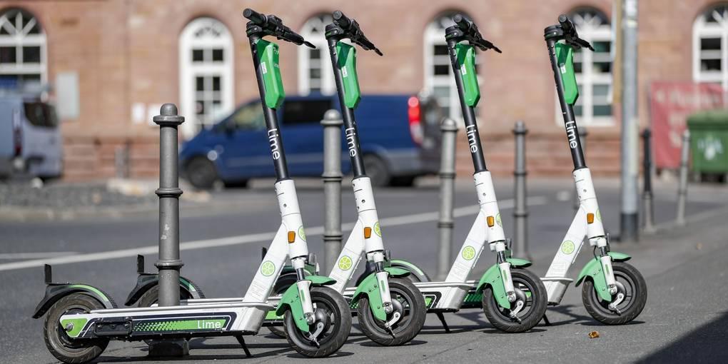 Wo sollen die E-Scooter nun durch Mainz rollen?_Allgemeine Zeitung