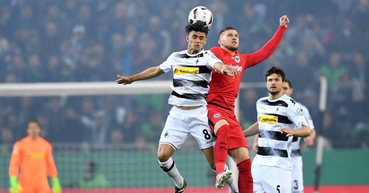Mönchengladbach Gegen Frankfurt