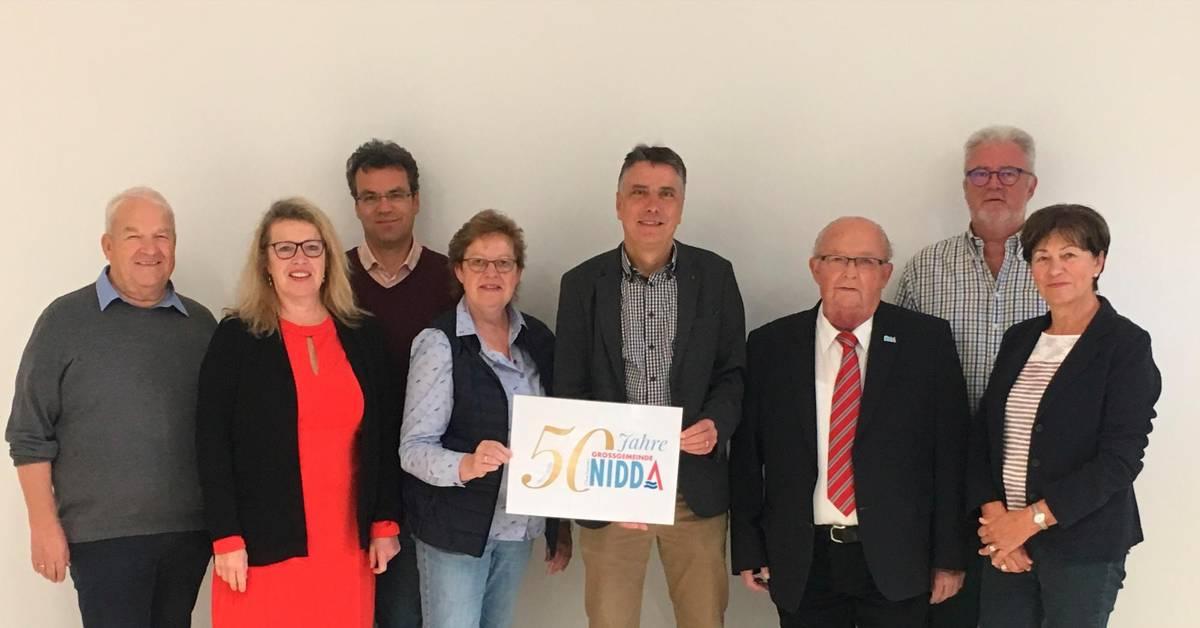 Nächstes Jubiläumsjahr steht an: 50 Jahre Großgemeinde Nidda - Kreis-Anzeiger