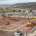 Eine Grundfläche von 200000 Quadratmetern hat die neue Anlage in Michelbach.   Foto: Thorsten Richter