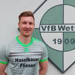 Streift sich wieder das Trikot des VfB Wetter über: Der Ex-Buchenauer Jonas Braun.  Foto: VfB Wetter