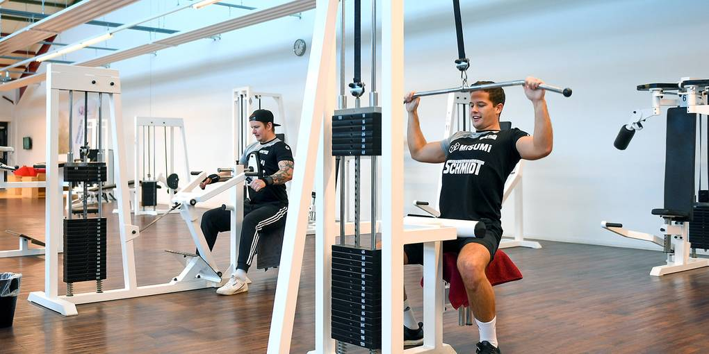 Fitnesstudio öffnen