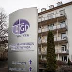 Das Diakoniekrankenhaus in Wehrda nimmt derzeit keine internistischen Patienten auf. Foto: Thorsten Richter