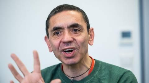 Biontech-Chef Ugur Sahin – sein Unternehmen ist mittlerweile gut sechs Milliarden Euro wert. Foto: dpa