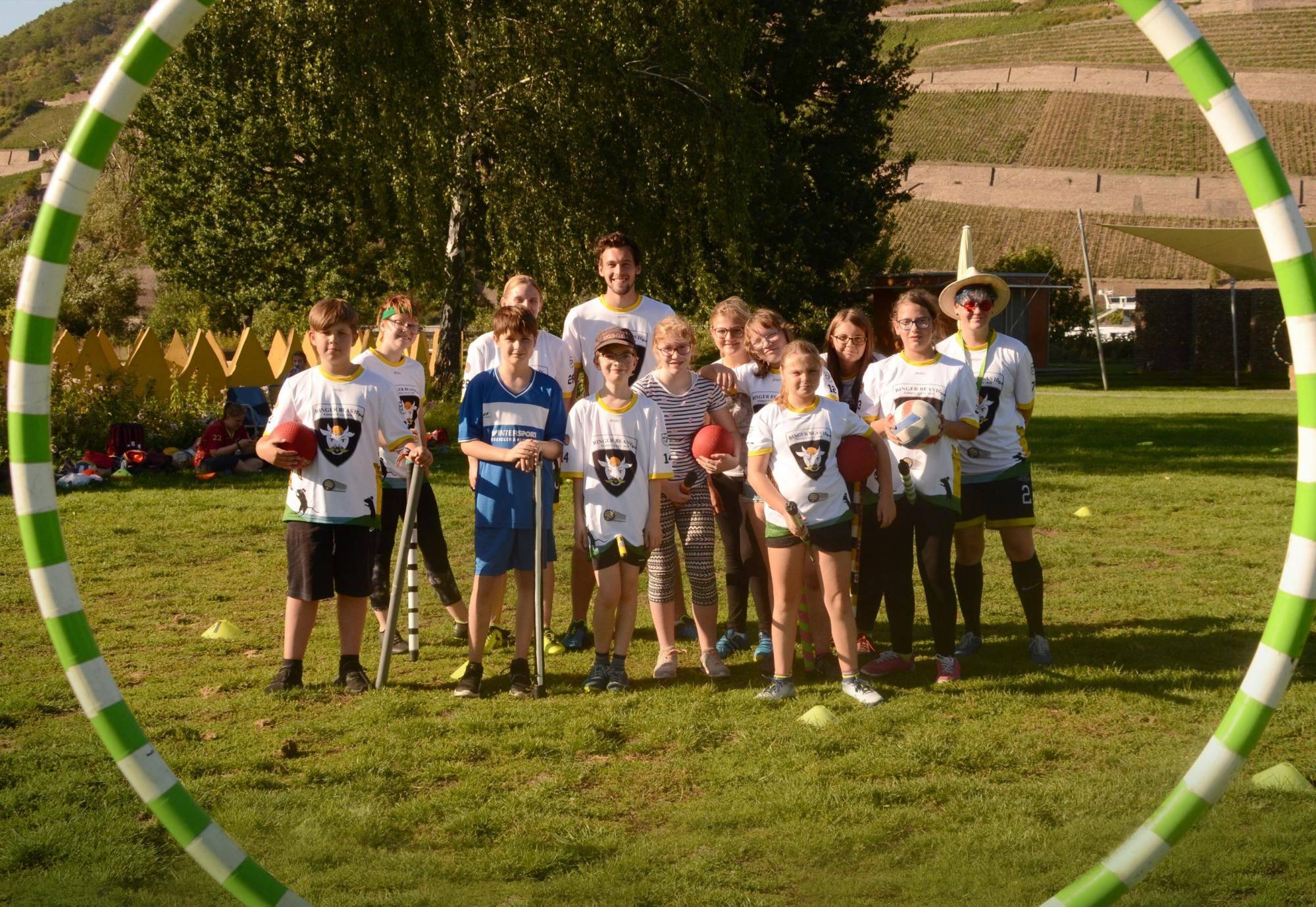 Wie Viele Spieler Gehören Zu Einem Quidditch Team