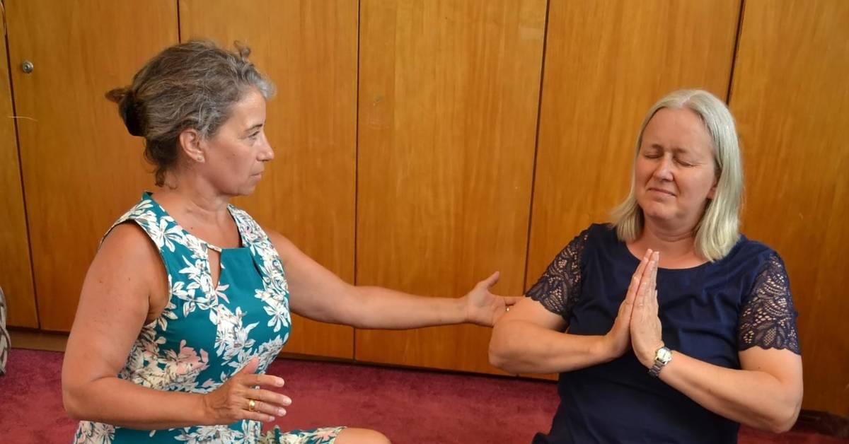 Sanftes Yoga für Trauernde in Bad Kreuznach