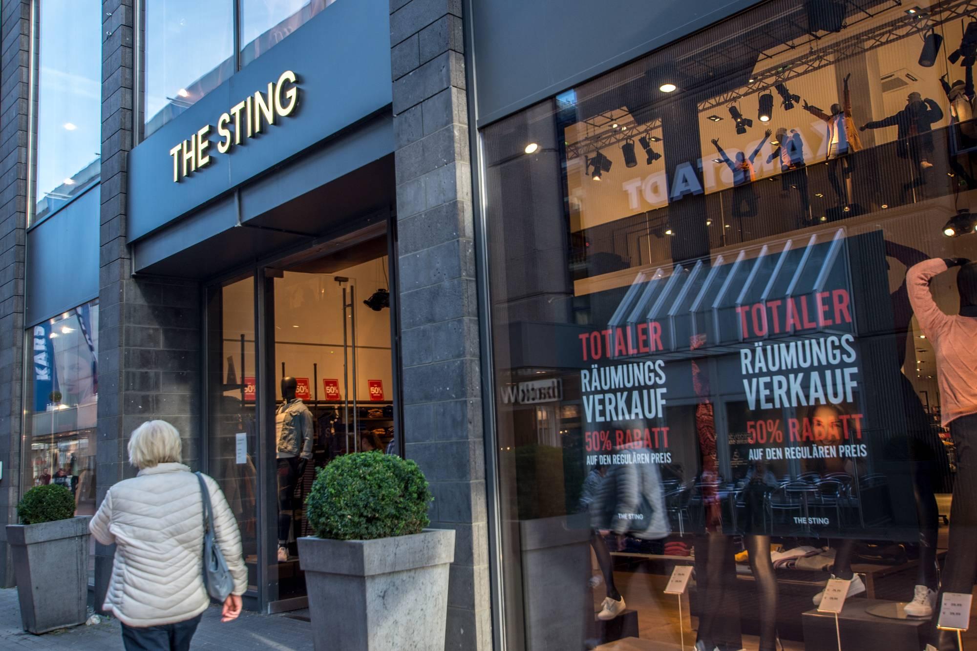 Gießen Schließung Von The Sting Im Seltersweg Steht Bevor Hm