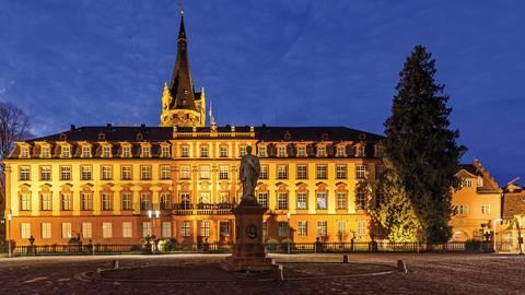 Gänsehaut Nachts Im Schloss