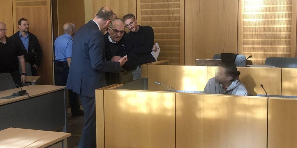 Prozessauftakt im Mordfall Syndia: Angeklagter schildert Tat - Allgemeine Zeitung