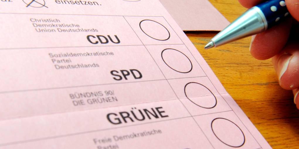Briefwahl Gießen