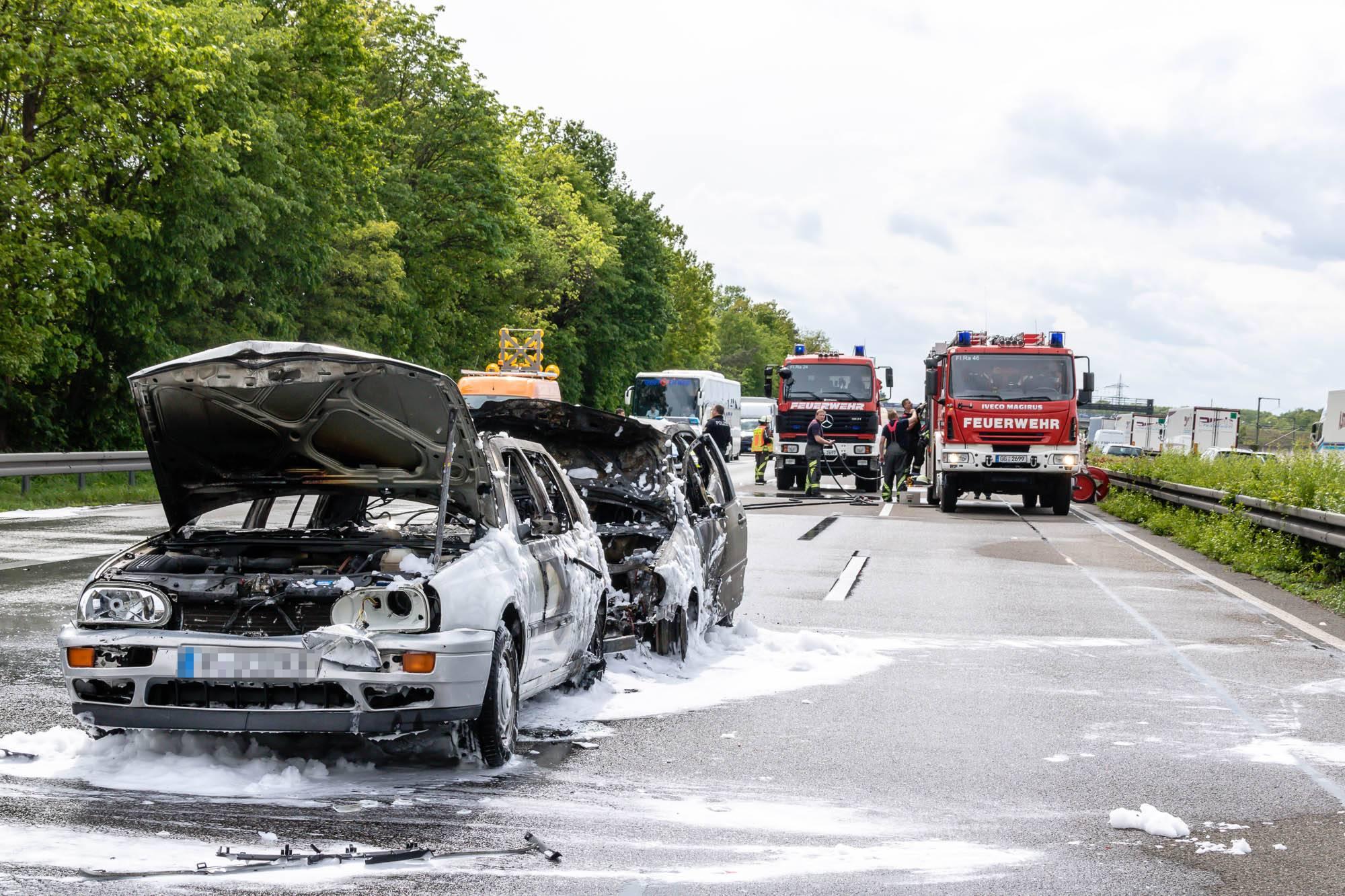 Unfall Brensbach