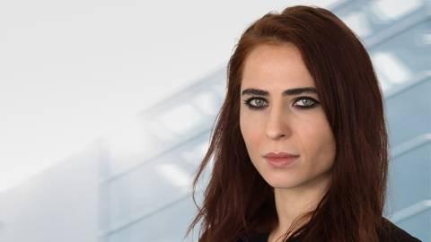 Die Cybersicherheitsforscherin Haya Shulman arbeitet am Fraunhofer SIT in Darmstadt. Foto: Fraunhofer SIT