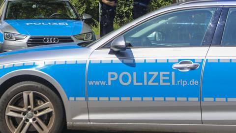 Polizeifahrzeuge in Rheinland-Pfalz.  Symbolfoto: Harald Kaster