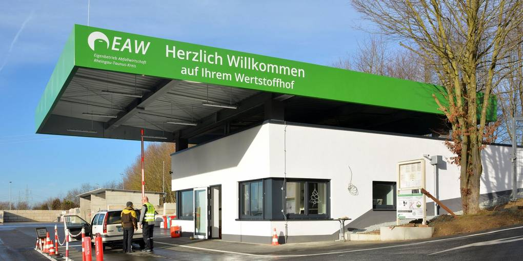 Wertstoffhof Willmering