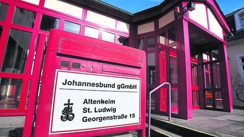 Im Seniorenheim St. Ludwig in Braunshardt sind Vakzin-Restdosen an Menschen verimpft worden, die noch nicht hätten geimpft werden sollen.     Foto: Karl-Heinz Bärtl