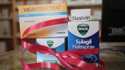 Merck Verkauft Geschäft Mit Rezeptfreien Medikamenten An Procter