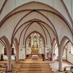 St. Georg in Rüsselsheim gehört künftig zur  Main gelegenen Pfarrei des katholischen Dekanats. Archivfoto: Vollformat/Heimann