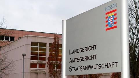 Vor dem Landgericht in Marburg wird der Prozess gegen einen Dautphetaler fortgesetzt, der einen versuchten Mord begangen haben soll.  Archivfoto: Thorsten Richter