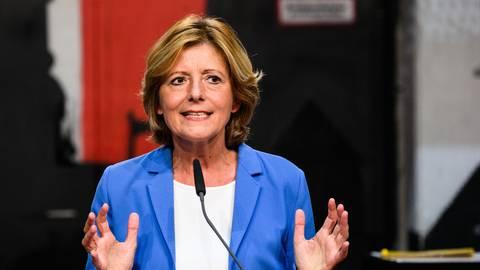 Die rheinland-pfälzische Ministerpräsidentin Malu Dreyer (SPD). Foto: dpa