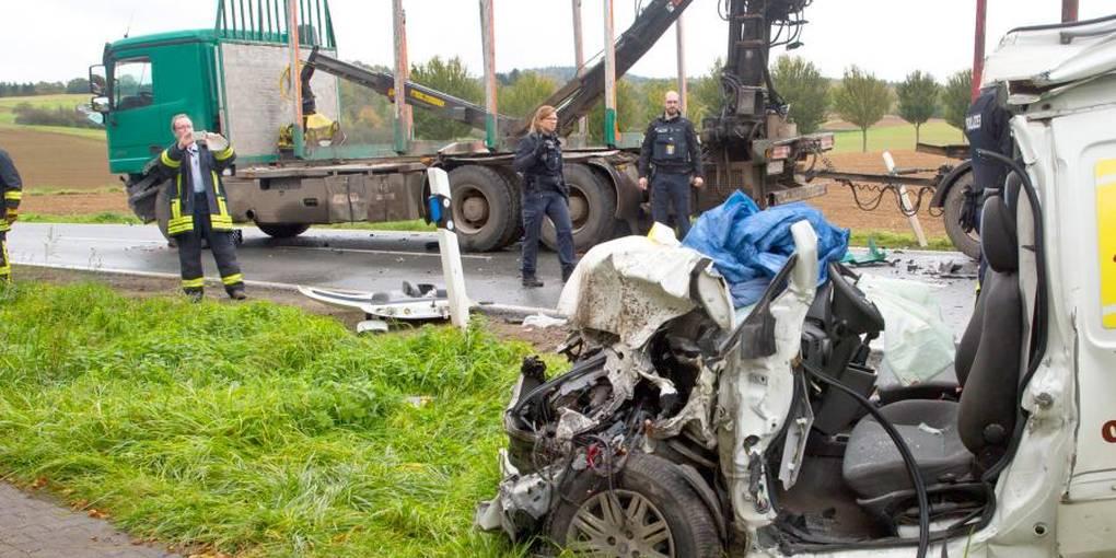 Unfall Groß Umstadt