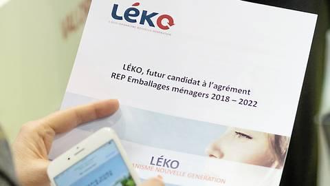 Dass weltweit agierende Unternehmen Reclay-Group mit Sitz in Herborn hat einen neuen Vertrag mit Frankreich über Wiederverwertung abgeschlossen. Warum dies auch Arbeitsplätze in Herborn sichert, verrät Geschäftsführer Raffael Fruscio.   Foto: Reclay