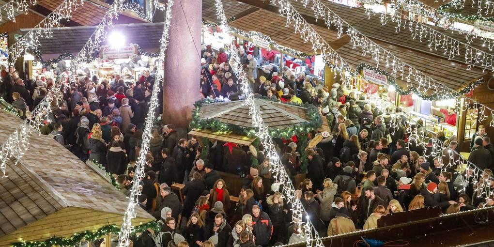 Sicherheitskonzept für Weihnachtsmarkt: Bedenken in Mainzer Altstadt