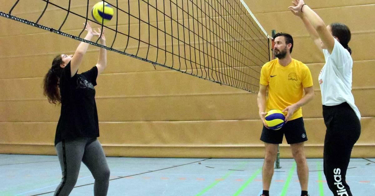 TSV Raunheim plant Volleyballjugend - Echo-online