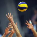 Die United Volleys Frankfurt haben den deutschen Volleyball-Pokal gewonnen. Symbolfoto: dpa