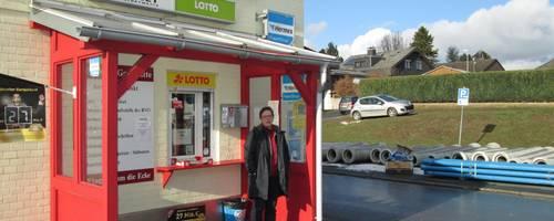 Keine Kunden: Jutta Hartmann leidet unter deutlichen Umsatzeinbußen,   Foto: Rethmeyer