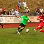 Mirco Geisler (links) hat sich gegen Hoffenheim einen Kreuzbandriss zugezogen. Damit fällt der 21-Jährige einige Monate aus.  Archivfoto: Jens Schmidt