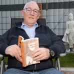Nach seinem Erstlingswerk hat Dieter Hornung einen Krimi in Arbeit. Foto: Thorsten Gutschalk