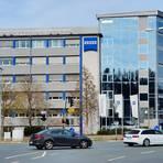 Der Sitz von Zeiss SMT in Wetzlar: In den Reinräumen des Unternehmens entstehen extrem präzise Optiken für die Halbleiterherstellung. Foto: Pascal Reeber
