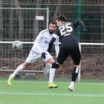 Im Hinspiel gab es für Stadtallendorf gegen Balingen (0:3) nichts zu holen.  Archivfoto: Luca Raab