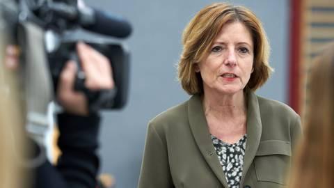 Die rheinland-pfälzische Ministerpräsidentin Malu Dreyer (SPD). Archivfoto: dpa