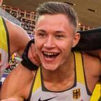 Will künftig für das Sprintteam Wetzlar jubeln: Paralympics-sieger Felix Streng. Foto: dpa