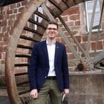 Björn Gemmer, Schulleiter der Steinmühle, ist wütend über den Corona-Kurs für Schulen.  Foto: Björn Wisker