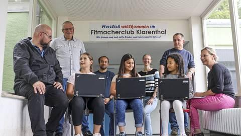 """Der """"Fitmacherclub"""" ist eine Einrichtung des Volksbildungswerks Klarenthal. Bei einigen Mitarbeitern wurde versäumt, Erweiterte Führungszeugnisse anzufordern. Foto: René Vigneron"""