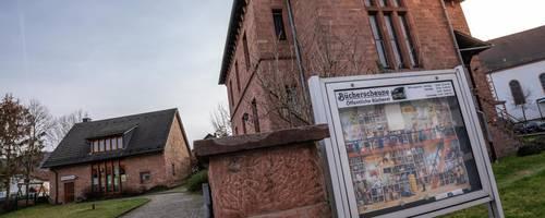 Die Bücherscheune in Fürth bietet auch digitale Bücher an, inklusive eines Readers. Foto: Sascha Lotz