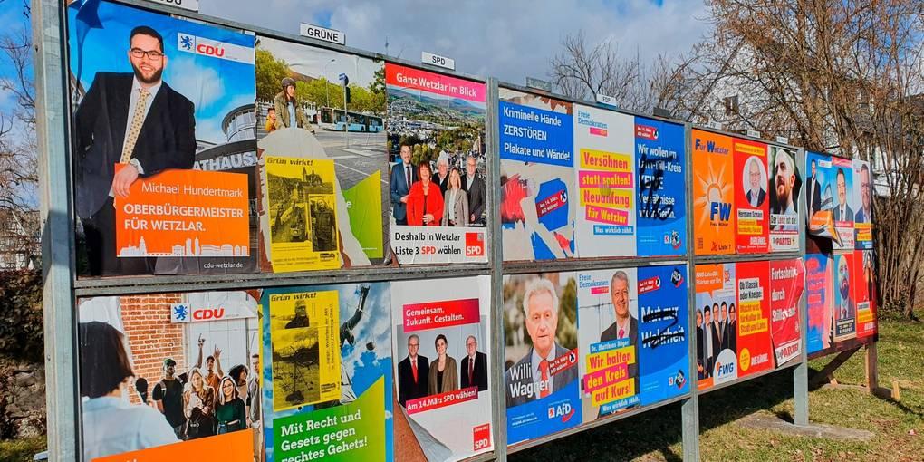 Kommunalwahl Wetzlar