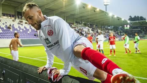 Der türkische Erstligist Gaziantep FK hat den Ex-Mainzer Alexandru Maxim verpflichtet. Foto: dpa